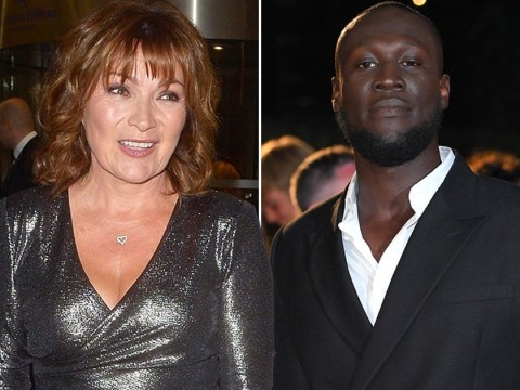 Lorraine Kelly wants to go on a 'wild night out' with Stormzy