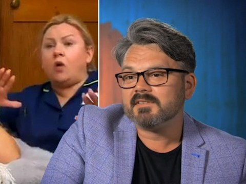 Gogglebox stars speechless at 'unrecognisable' S Club 7's Paul Cattermole on First Dates Hotel