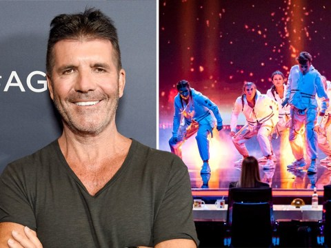 Simon Cowell rips into dance group The Fire on Britain's Got Talent: 'You've wasted a massive opportunity'