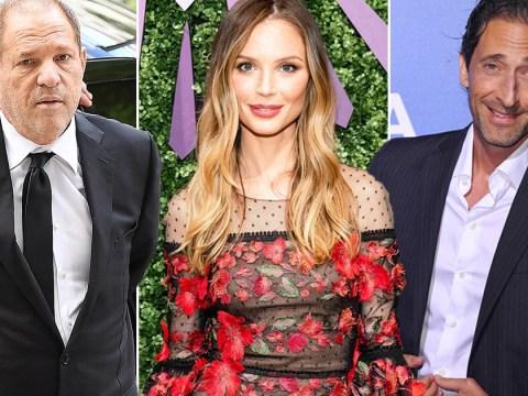 Harvey Weinstein's ex-wife Georgina Chapman 'dating' actor Adrien Brody