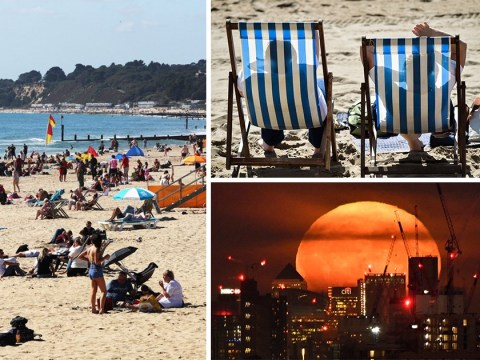 Indian summer here to stay until the weekend with highs of 26C