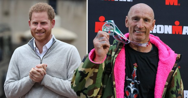 Gareth Thomas 'to work with Prince Harry to break HIV stigma'