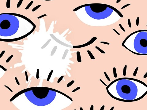 What to do if you get sperm in your eyes