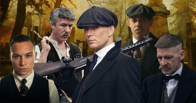 Cast of Peaky Blinders season 5