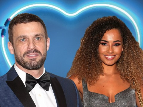 Love Island's Amber Gill and Hollyoaks Jamie Lomas 'swapped numbers' moments before Emmerdale's Asan N'Jie fight
