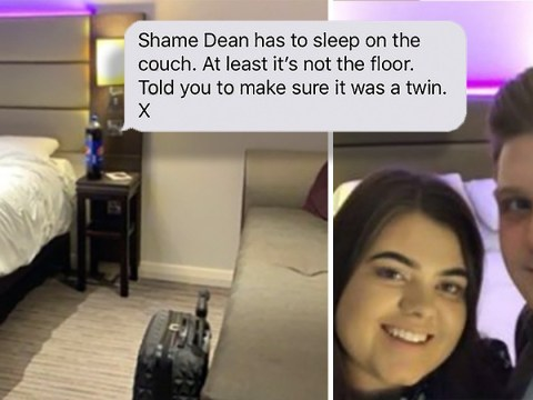 'Modest' mum asks why daughter is sharing a bed with boyfriend on holiday