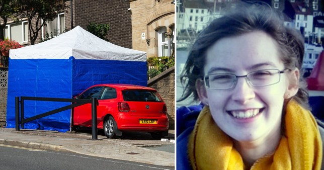 Bethany Fields, 21, who died after she was found injured in Fitzwilliam Street, in Huddersfield, on Thursday.