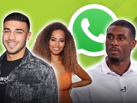 Love Island's Ovie Soko snubbed from cast WhatsApp group and our hearts have broken