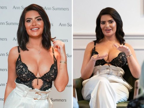 Megan Barton-Hanson was 'so happy' to see Maura Higgins be so open about sex and her 'flutters' on Love Island