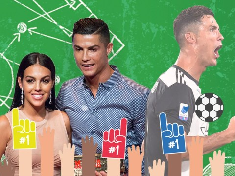 Cristiano Ronaldo compares sex life with girlfriend Georgina Rodriguez to his 'best ever goal'