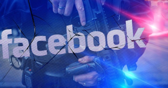 Facebook and the police are trying to stop livestreaming terrorists (Getty)