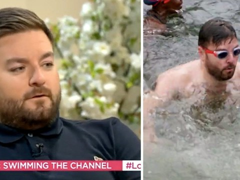 Alex Brooker 'heartbroken' over Sink Or Swim final episode as he vows to finish Channel swim