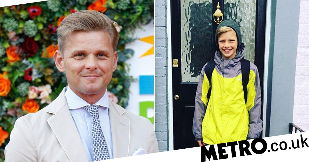 Jeff Brazier posts heartwarming message to son Freddy on his 15th birthday