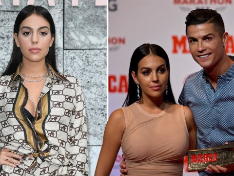 Georgina Rodriguez turns up the glam at Milan Fashion Week as Cristiano Ronaldo vows to marry her