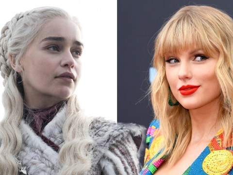 Taylor Swift 'relates' to Game Of Thrones' Daenerys Targaryen only without all the murder
