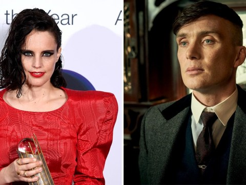 Anna Calvi reveals she wants to be the female Tommy Shelby in Peaky Blinders after writing the score