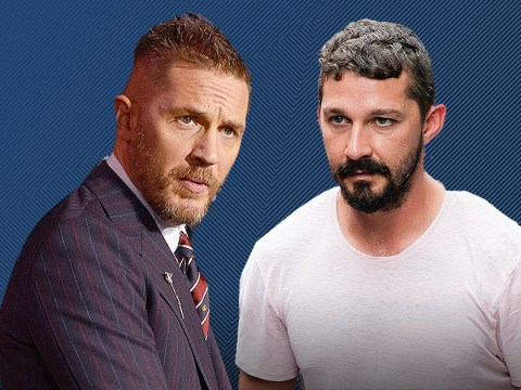 Shia LaBeouf admits he once wrestled Tom Hardy butt naked and we're not even surprised