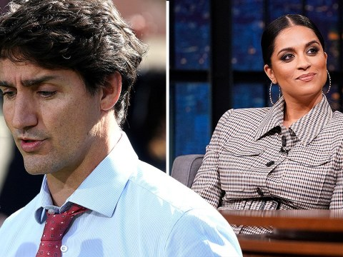Justin Trudeau dropped from talk show over blackface pictures