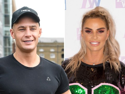 Katie Price hangs out with Geordie Shore's Scotty T in hotel room again as she becomes new BFFs with Chloe Ferry