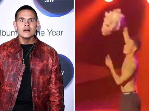 slowthai says Mercury Awards 'severed head' stunt was 'reflection of what government does to the people'