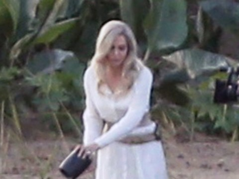 Angelina Jolie spreads ashes on set of Marvel's The Eternals
