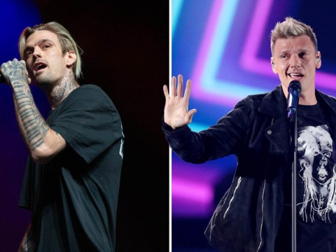 Nick Carter shrugs off feud with brother Aaron for Backstreet Boys performance in Las Vegas