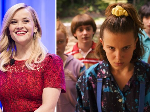 Reese Witherspoon really wants part in Stranger Things season 4 and who can blame her?