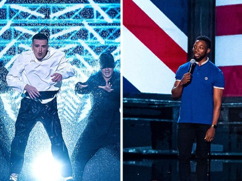 Britain's Got Talent winner George Sampson misses out on The Champions final to Preacher Lawson