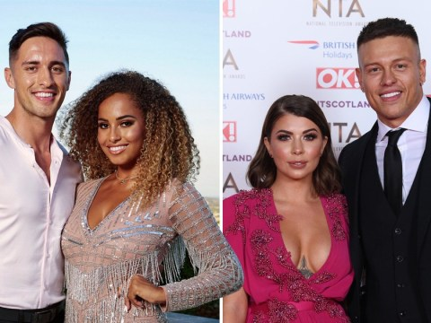 Love Island's Amber Gill and Greg O'Shea were in lust not love according to Olivia Buckland and Alex Bowen