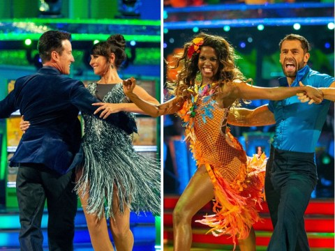Strictly Come Dancing is back with a bang as Kelvin Fletcher shocks and Anton du Beke and Emma Barton look to final