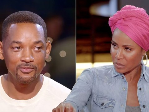 Jada Pinkett Smith confronts Will Smith about drinking alcohol and his reaction is priceless