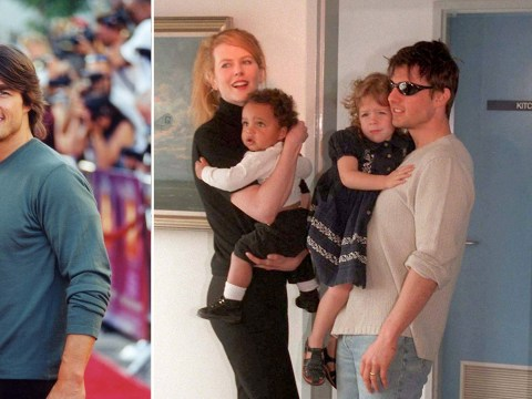 Nicole Kidman says adopted children with Tom Cruise 'chose Scientology' but offers 'unconditional love'
