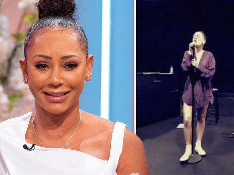 Jessie J claps back at Mel B's 'overrated' jab in the best way possible and it was worth the wait