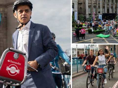 Car Free Day 2019 shuts down 27km of roads across central London