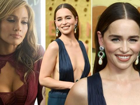 Jennifer Lopez flattered as Emilia Clarke fangirls over Hustlers stripper Ramona at Emmys 2019