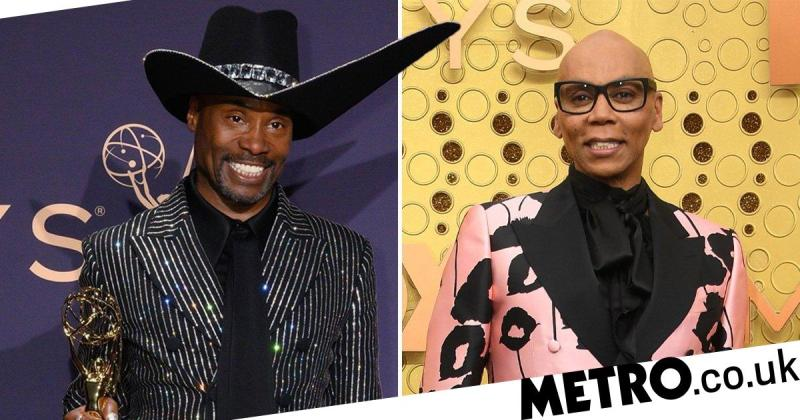 Billy Porter shuts down speculation he was giving RuPaul