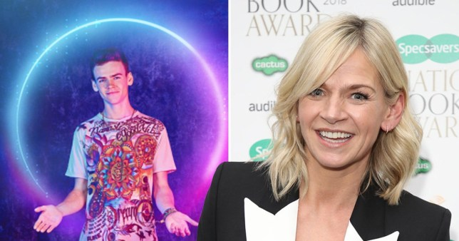 Zoe Ball's son is going on The Circle to try and win £100,000