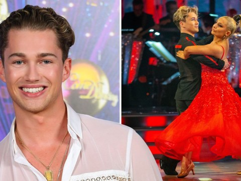 Strictly Come Dancing star AJ Pritchard is 'highest paid pro dancer'
