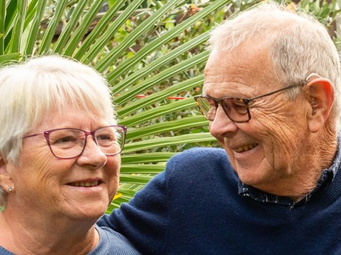 Kidney transplant patient is still alive 50 years after sister saved his life