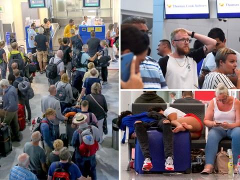 Huge Thomas Cook repatriation underway as Operation Matterhorn kicks in