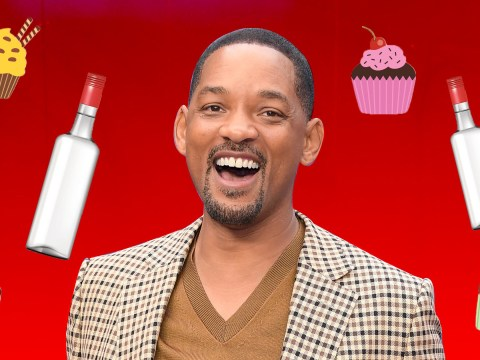 Will Smith's family nicknamed him 'pudge muffin' after he got to his heaviest on diet of muffins and vodka
