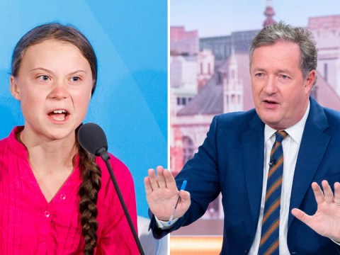 Piers Morgan mocks Greta Thunberg as she loses out on Nobel Peace Prize