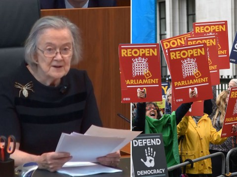 Lady Hale's full ruling on the unlawful suspension of parliament