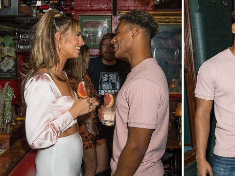 Ferne McCann snogged Love Island's Jordan Hames because 'you only live once'
