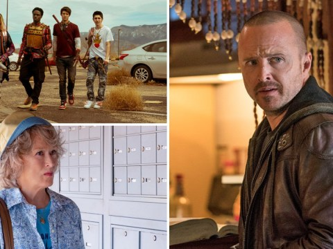 Netflix UK in October 2019: Best new shows from Breaking Bad's El Camino to Daybreak
