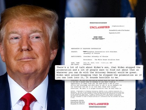 Donald Trump offered US's top lawyer to help foreign government find dirt on rival