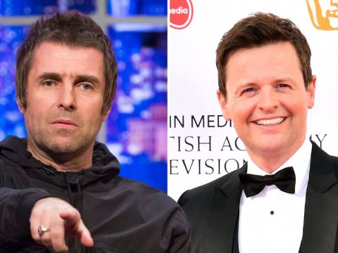Liam Gallagher thinks Dec Donnelly should play Noel in movie as he reveals 'last nice thing' brother did for him
