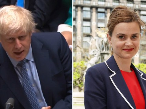 Outrage as Boris Johnson says the best way to honour Jo Cox is to 'get Brexit done'