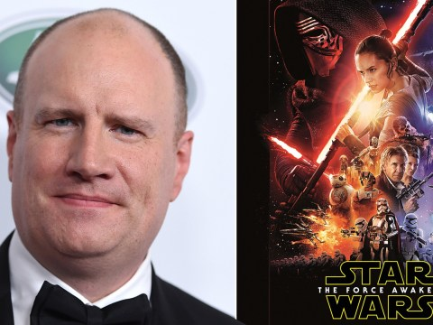 Marvel's Kevin Feige developing new Star Wars movie for Disney and he's already got a superstar actor in mind