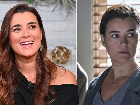 NCIS star Cote de Pablo reveals Ziva David is only back for a short stint in season 17
